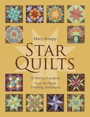Cover of: Star quilts