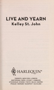 Cover of: Live and yearn