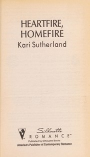 Cover of: Heartfire, homefire |