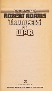 Cover of: Trumpets of war