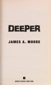 Cover of: Deeper | James A. Moore