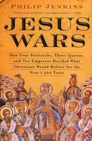 Cover of: Jesus wars