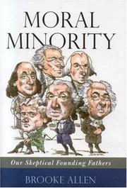 Cover of: Moral Minority | Brooke Allen