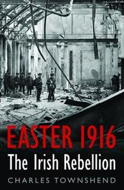 Cover of: Easter 1916 | Charles Townshend