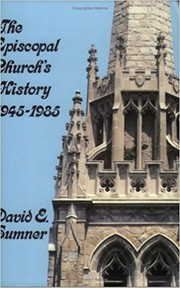 Cover of: The Episcopal Church's history, 1945-1985