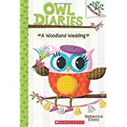 Owl Diaries/A woodland wedding: bk 3