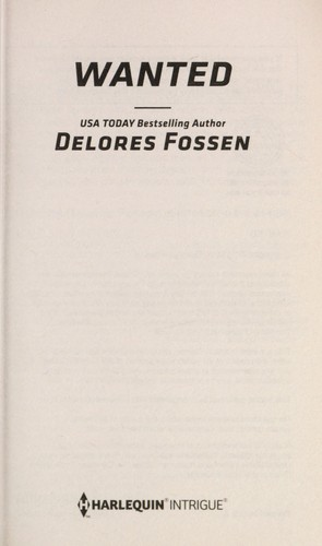 Wanted by Delores Fossen