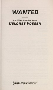 Cover of: Wanted | Delores Fossen