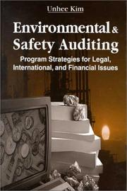 Cover of: Environmental and Safety Auditing