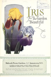 Cover of: Special offer of popular perennials for all summer bloom [bulletin and price list] | Babcock Peony Gardens