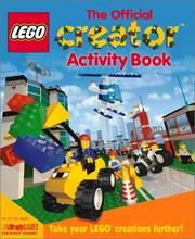 The Official Lego Creator Activity Book (Software Strategy Guide) by Jeff James, David Gold, Bob Nielson