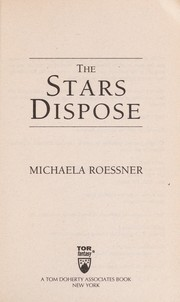 Cover of: The stars dispose