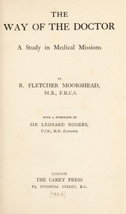 Cover of: The way of the doctor