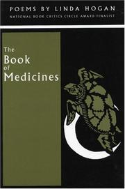 Cover of: The book of medicines