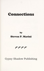 Cover of: Connections | Steven P. Marini