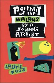 Cover of: Portrait of the walrus by a young artist