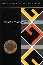 Cover of: Dog road woman