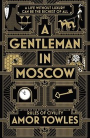 Cover of: A Gentleman in Moscow |
