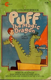 Cover of: Puff the Magic Dragon | Romeo Muller