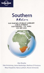 Cover of: Southern Africa | Murphy, Alan (Travel writer)