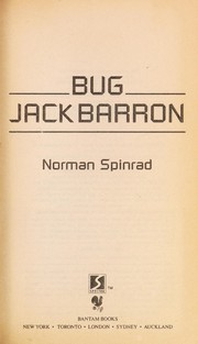 Cover of: Bug Jack Barron