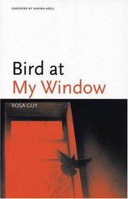 Cover of: Bird at my window | Rosa Guy