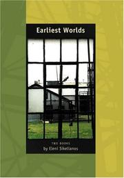 Cover of: Earliest worlds | Eleni SikeМЃlianoМЂs