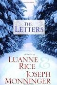 Cover of: The letters | Luanne Rice