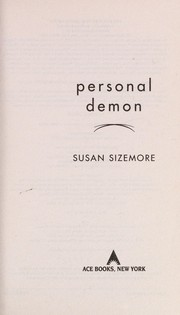 Cover of: Personal demon