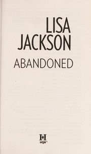 Cover of: Abandoned