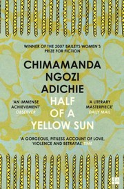 Cover of: Half of a Yellow Sun by