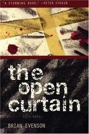 Cover of: The Open Curtain