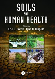 Cover of: Soils and human health by