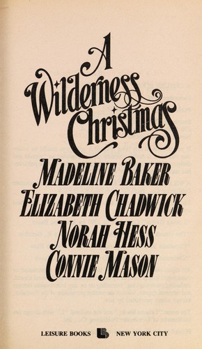 A wilderness Christmas by Madeline Baker