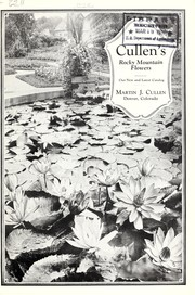 Cover of: Cullen