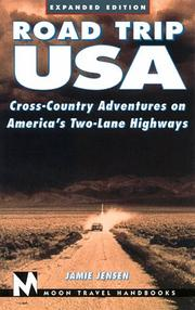 Cover of: Road Trip USA | Jamie Jensen