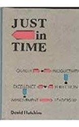 Cover of: Just in time