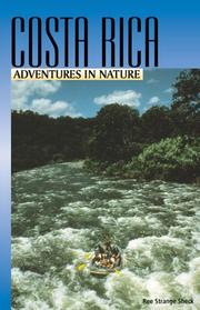 Cover of: Adventures in Nature: Costa Rica (Adventures in Nature : Costa Rica)