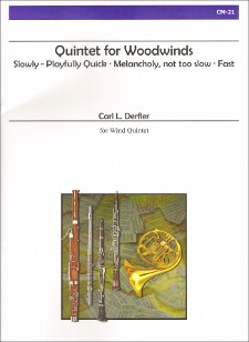 Quintet for Woodwinds by