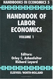 Cover of: Handbook of labor economics by