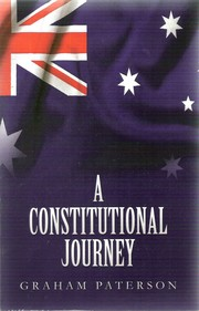 Cover of: A Constitutional Journey |
