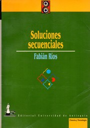 Cover of: Soluciones secuenciales by