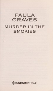Cover of: Murder in the Smokies