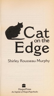Cover of: Cat on the edge | Jean Little