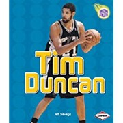 Cover of: Tim Duncan | Jeff Savage