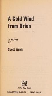 Cover of: A cold wind from Orion