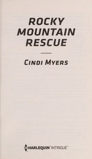 Cover of: Rocky Mountain rescue