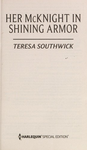 Her McKnight in shining armor by Teresa Southwick