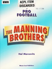 Cover of: The Manning brothers