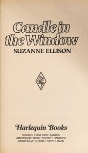 Cover of: Candle in the Window | Suzanne Ellison